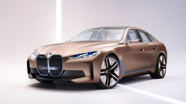 Photo of BMW Concept i4