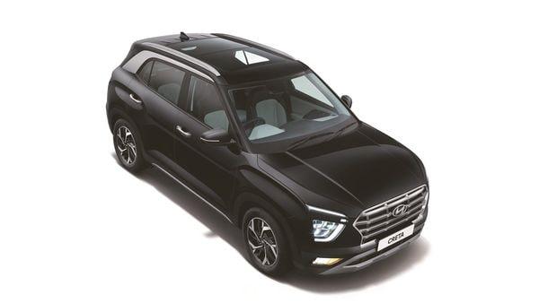 2020 Creta from Hyundai.