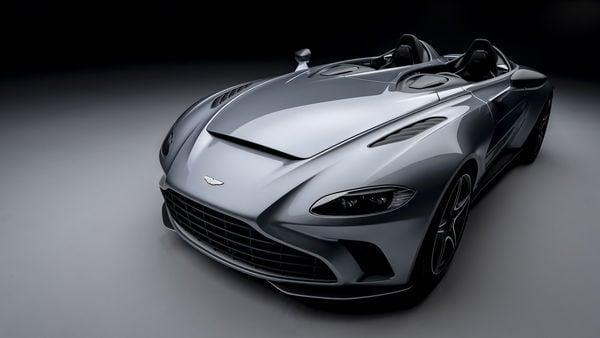 The Aston Martin V12 Speedster