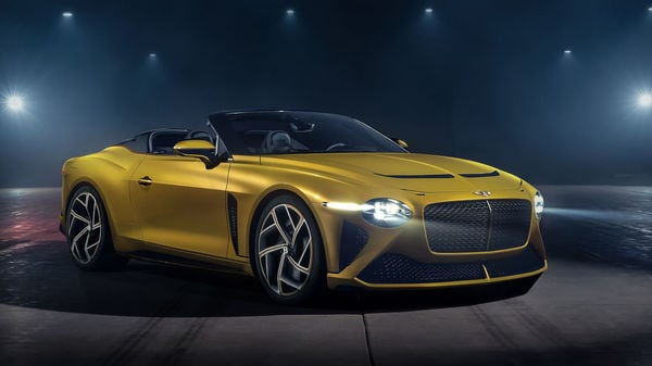 British luxury carmaker Bentley launched a 650-hp two-seater convertible Mulliner Bacalar. The iconic car is a limited version model with only 12 units.