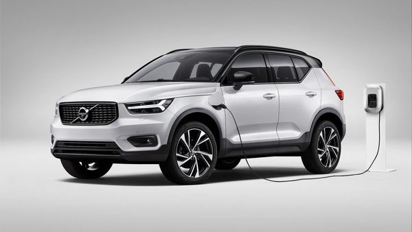 Volvo's second Electric Vehicle