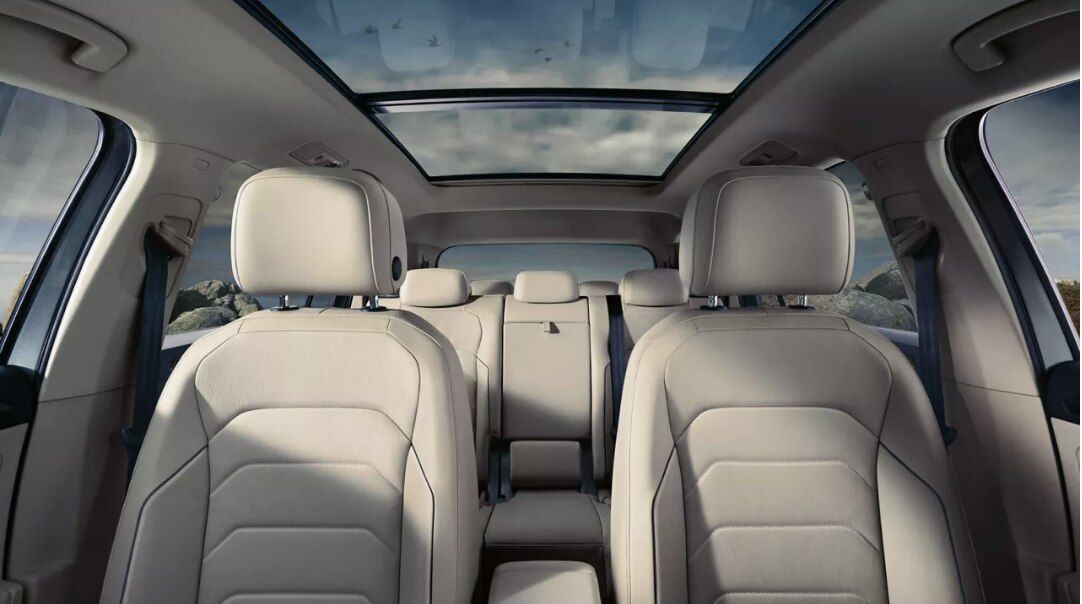 On the inside, the cabin is quite plush and promises to offer dollops of space. The seats are made of Vienna leather.