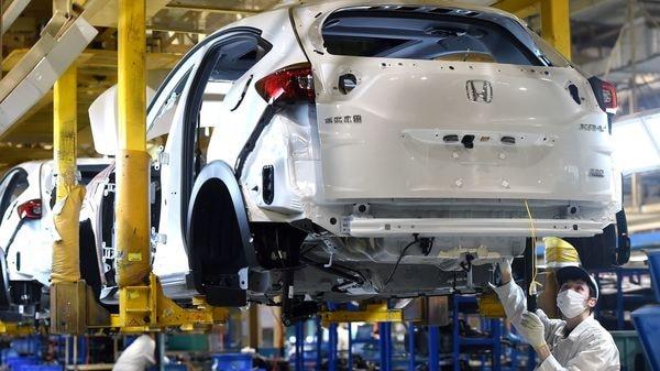 File photo of a Honda manufacturing facility used for representational purpose. (REUTERS)