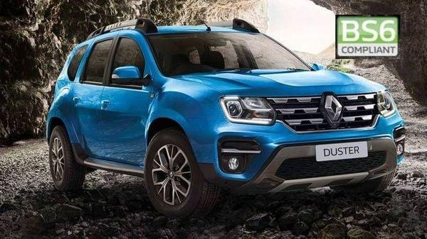 2020 Renault Duster BS 6