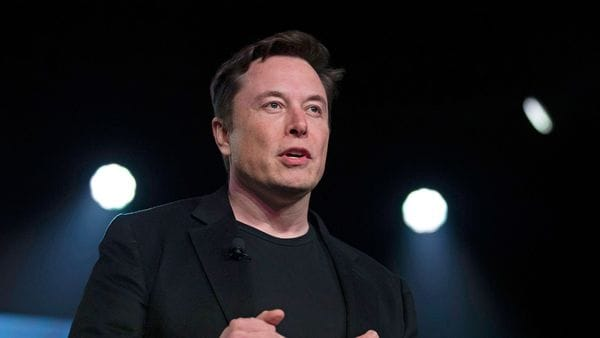 File photo of Elon Musk. (AP)