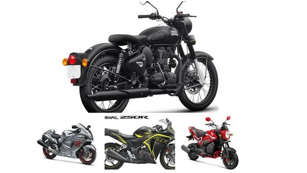 List of bikes to be discontinued in India.