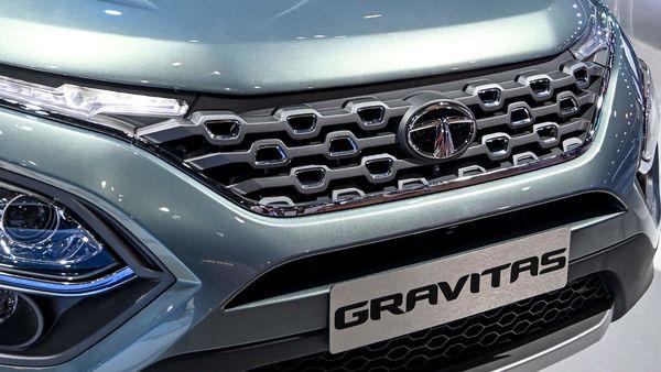 A Tata Motors Gravitas. File photo. (AFP)