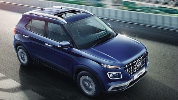 2020 Hyundai Venue BS6