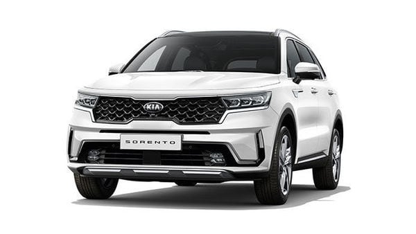 New Kia Sorento 2021 crossover