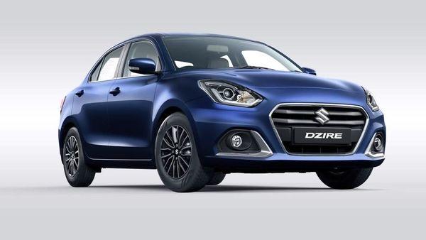 2020 Dzire from Maruti Suzuki.