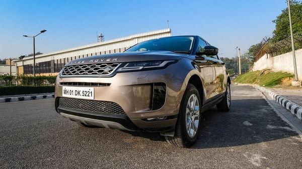 Range Rover Evoque 2020. (HT Auto Photo)