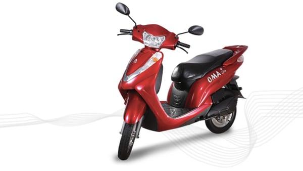 Photo of electric two-wheeler Omastar by Lohia Auto