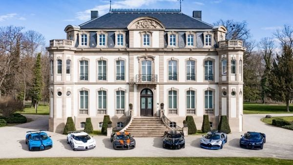 Photo courtesy: Bugatti