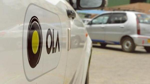 File photo of Ola cab.