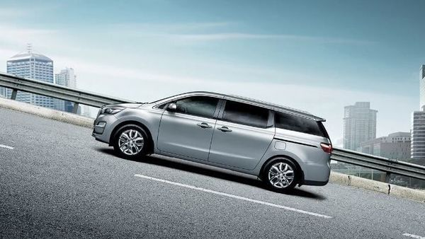 Carnival from Kia offers 7, 8 and 9-seat configurations.