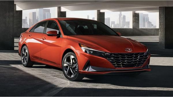 Photo of the all-new 2021 Hyundai Elantra