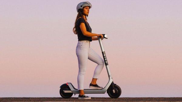 Bird e-scooter