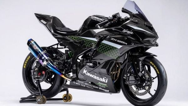 Kawasaki Ninja ZX-25R race version