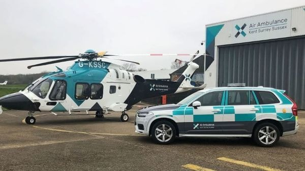 This photo was tweeted by @airambulancekss