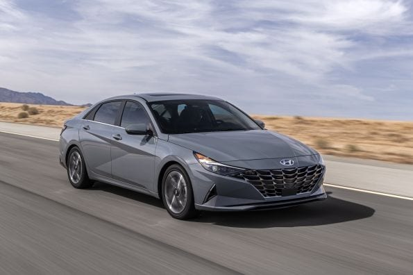 The new Elantra Hybrid gets a 1.6-litre four-cylinder GDI Atkinson engine mated to a 32 kW electric motor and a 1.32 kWh lithium-ion-polymer battery. The engine combined with the electric motor can deliver an output of 139 horsepower and up to 195 lb-ft of torque.