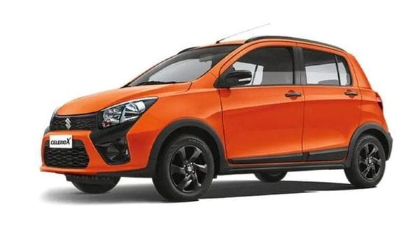 2020 Maruti Suzuki CelerioX BS 6