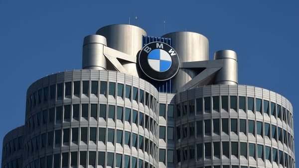 A picture taken on March 18, 2020 shows a view of the headquarters of German carmaker BMW in Munich. Photo used of representational purpose only. (AFP)