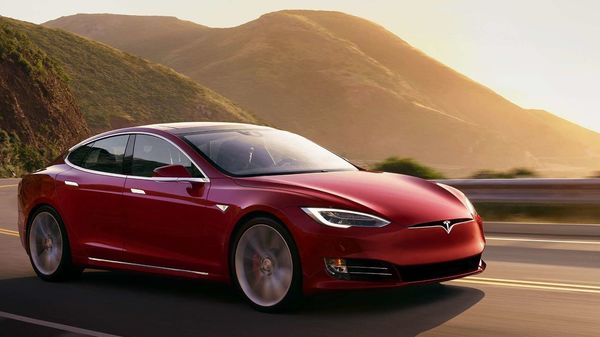 Tesla Model S is likely to get the Cheetah Stance update first.