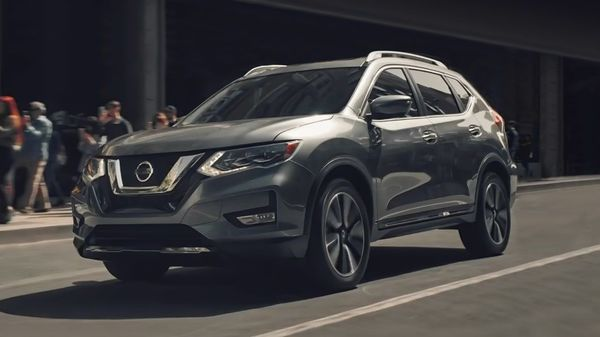 File photo of Nissan Rogue