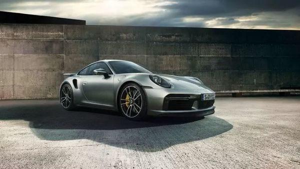 Photo courtesy: Porsche