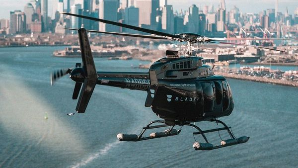 Photo of Blade helicopter (Photo courtesy: Blade)
