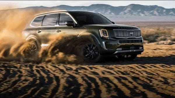 Kia Telluride SUV has won the much-coveted 2020 World Car of the Year award by beating some very strong rivals like the Mazda3 and Mazda CX-30. (All photos courtesy: Kia)