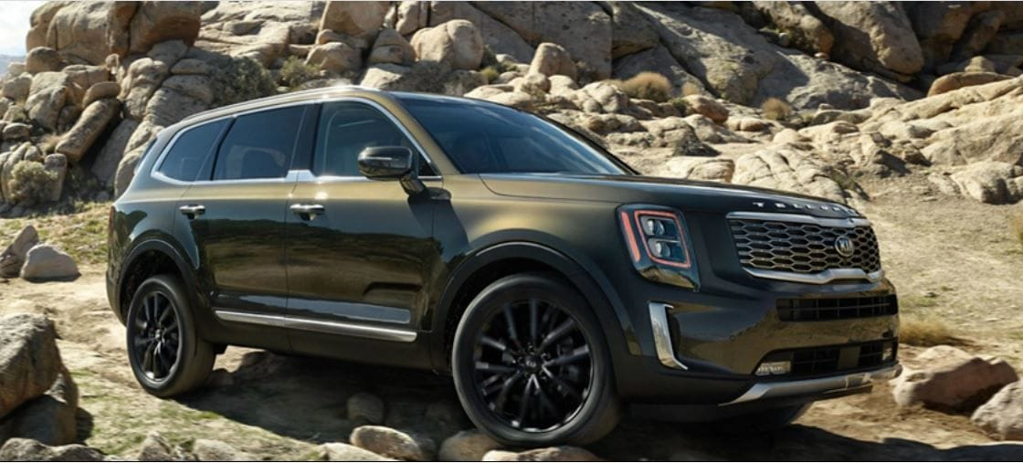The Kia Telluride's CV already had the award for being the best in utility class in the North American Car of the Year and was a 'Top Pick' in the Consumer Reports.