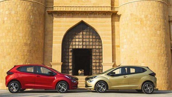 Altroz. (Photo courtesy: Tata Motors)