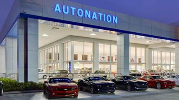 Autonation dealership image. Credits: Automotive News