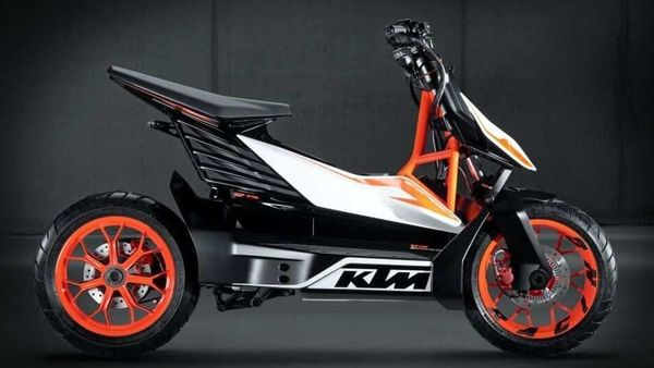 KTM's scooter (image used for representational purpose only).