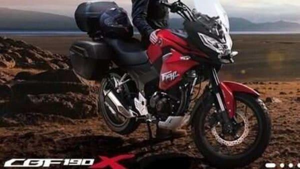 2020 Honda CBF190X