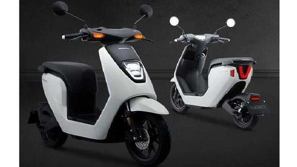 Honda V-GO electric moped