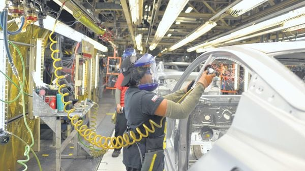 French carmakers have taken a number of measures to ensure safety of workers before production resumes post coronavirus lockdown. (MINT_PRINT)