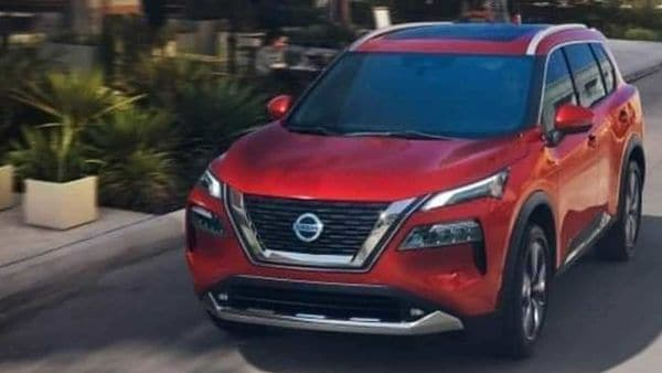 2021 nissan x-trail suv exterior and interior pictures