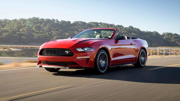 Ford Mustang has won the 2019 best selling sports car in the world title, making it a winner in this category for fifth year in a row. (2019 Ford Mustang)