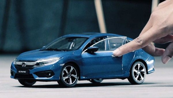 The 35-second commercial ends with the message `Until we drive again`. (Photo courtesy: YouTube/Ads of Brands)