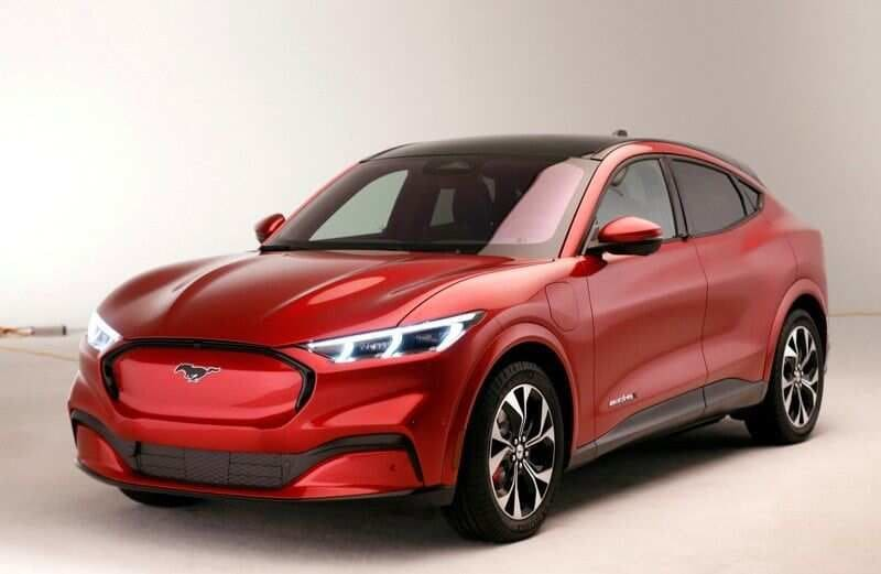 This year, a new member of the Mustang family is coming. The fully electric SUV Ford Mustang Mach-E with up to 600 kilometres range will lead the legendary pony into the electric age.