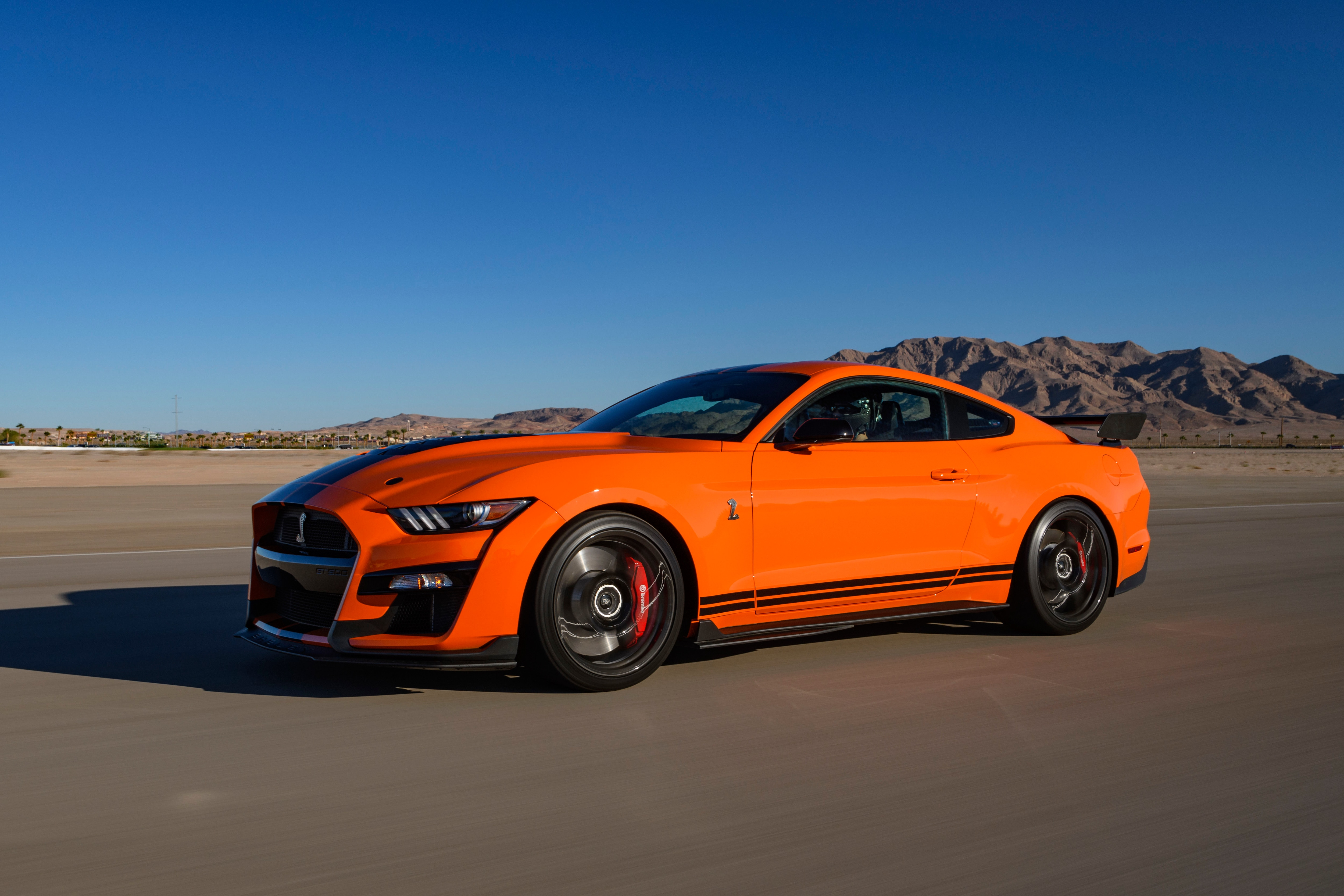 Besides world's best-selling sports car title, the iconic Mustang also won another global sales crown, earning the world's best-selling sports coupe title as well. (2019 Ford Mustang)