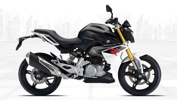 BMW G 310 R (Black) pictured. The company grew by 71.5% in Q1 2020.