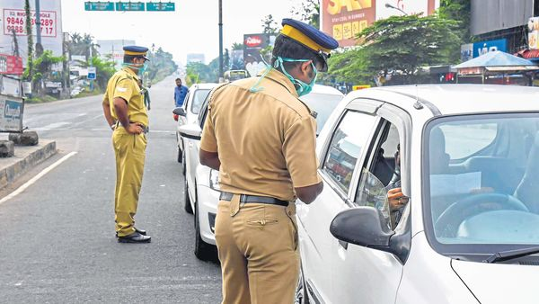 Woman drivers travelling solo or with dependants are exempted from the odd-even scheme. (MINT_PRINT)