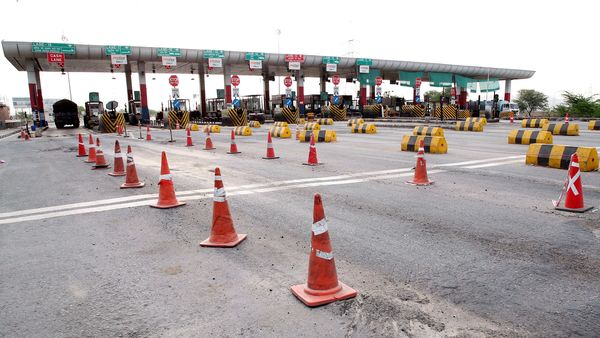 File photo: Toll collection on National Highways across the country resumed on Monday in line with government directives.