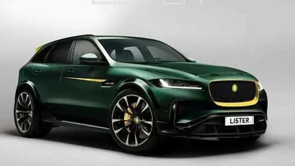 Lister released the first video in which the Stealth SUV presents itself as the fastest SUV in the world.