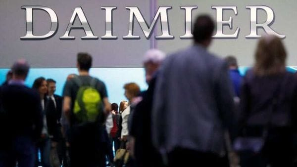 File photo: Daimler India Commercial Vehicles is a 100 per cent subsidiary of Stuttgart-based Daimler. (REUTERS)