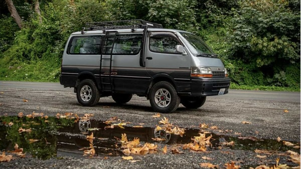 Made largely in Asia during the 1980s and '90s, these tiny passenger vans have names as fantastical as the vehicles themselves. (Photo courtesy: Instagram/roamernw)
