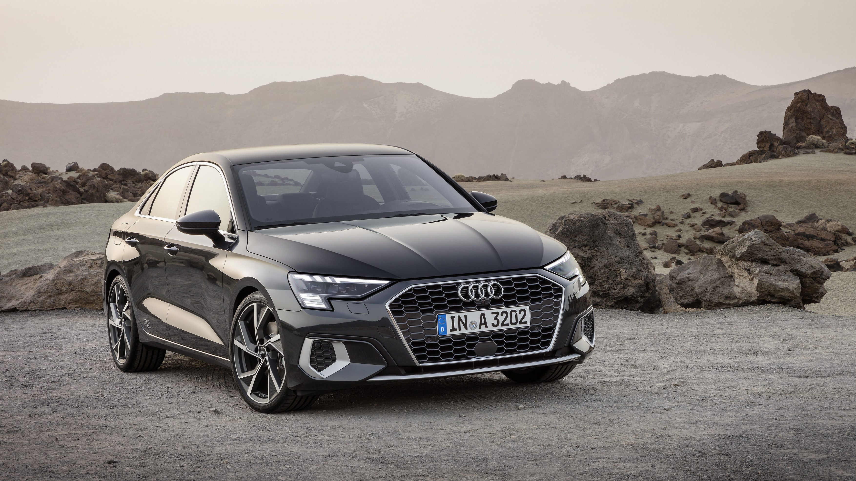 Audi has unveiled the new India-bound A3 sedan - a bigger, sportier looking car than its previous generation. Stylish coupe-like looks and new chassis set-ups make it distinctly sportier than its predecessor.